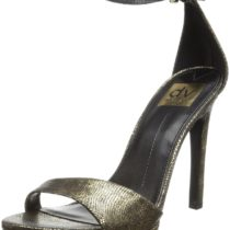 DV by Dolce Vita Seona Dress Sandal Dark Gold