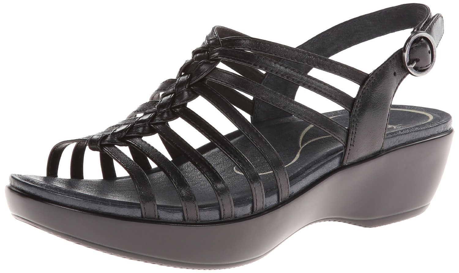 e3529e8f0d8 Dansko Dana Dress Sandal Black