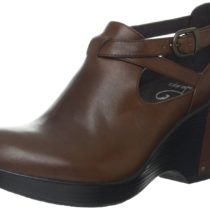 Dansko Franka Wedges Brandy Antique