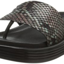 Donald J Pliner FIFI 15-49 Wedge Sandal Black