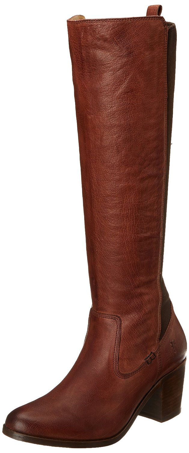 Frye Janis Gore Tall Riding Boot