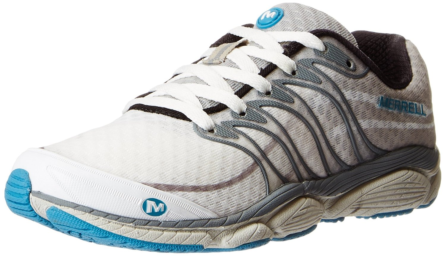 57adccfeb933 Merrell All Out Flash Trail Running Shoe White
