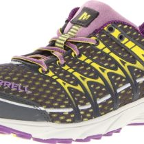 Merrell Mix Master Move Glide Trail Running Shoe GranitePurple