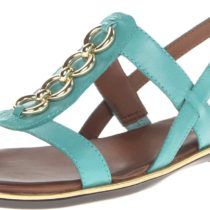 Naturalizer Harrison Gladiator Sandal Spinach