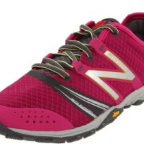 New Balance WT20BG2 Minimus Trail Running Shoe Pink-Grey