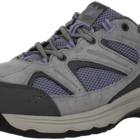 New Balance WW759 Country Walking Shoe in grey