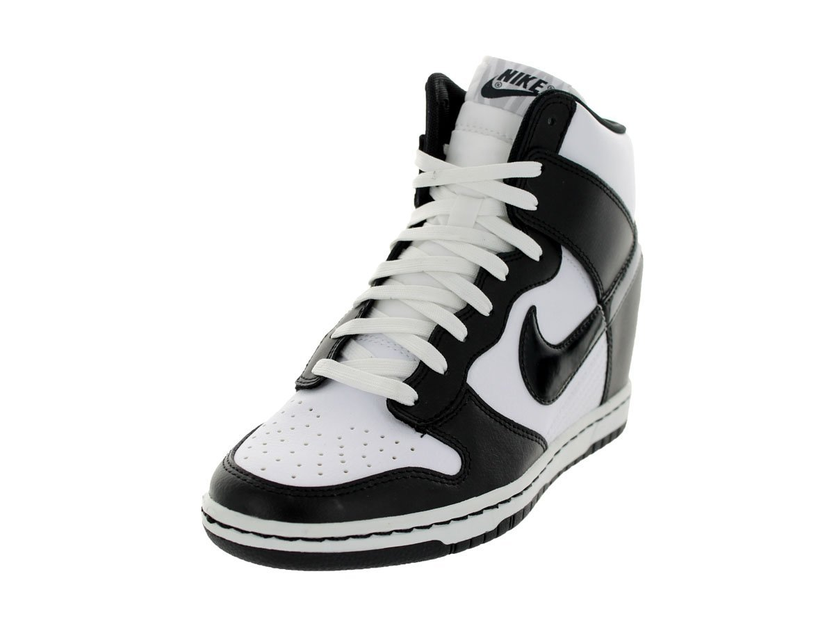 info for 85633 55f8e best price all black nike dunk sky high 48b24 0376f