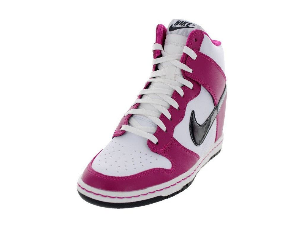 Nike Dunk Sky Hi Sneaker Top Heels Deals
