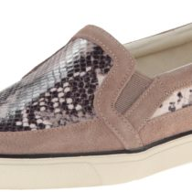 Nine West Brodie Synthetic Walking Shoe Natural Taupe Color