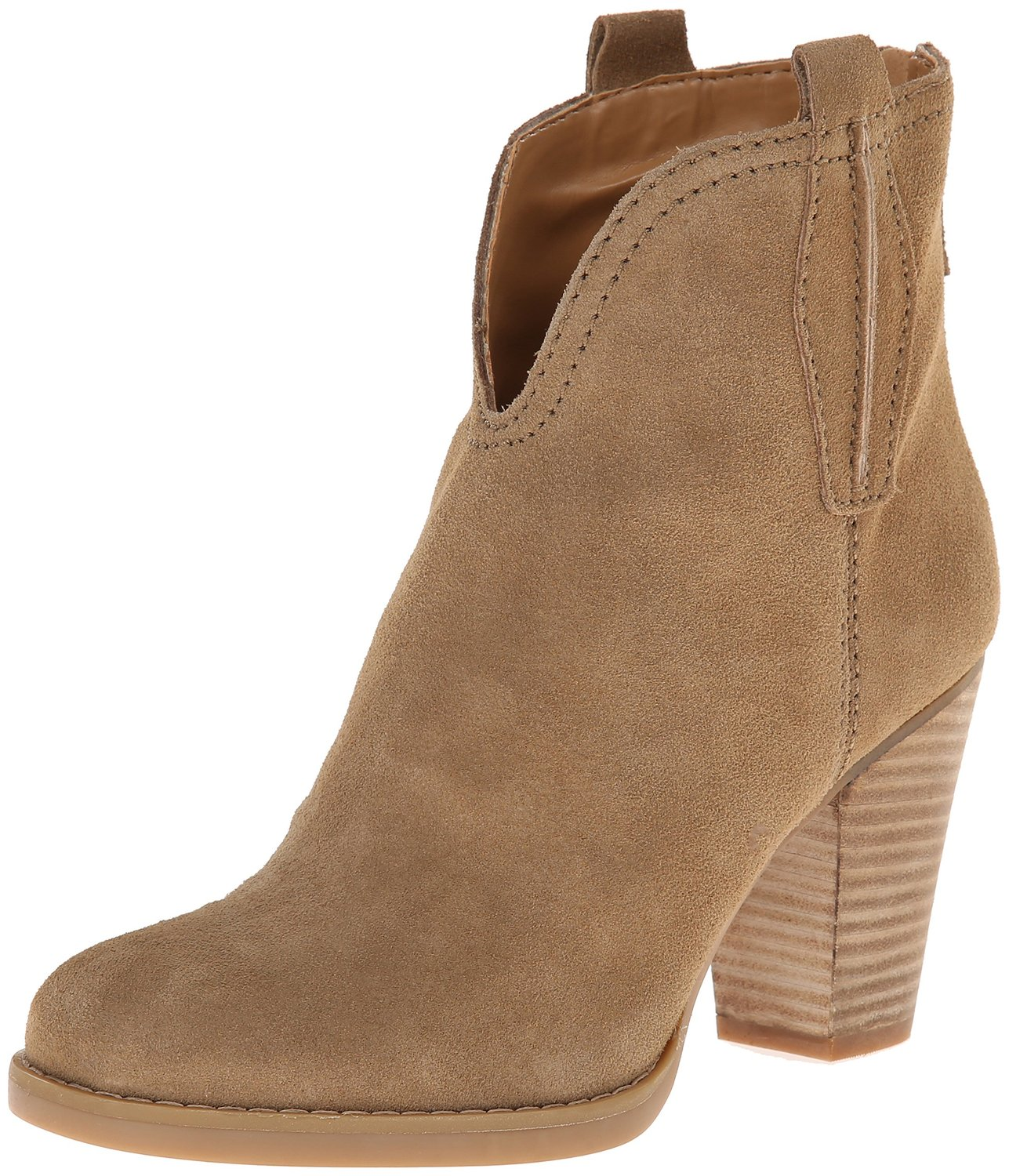 nine west cally suede boot