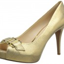Nine West Celestine Metallic Dress Pump