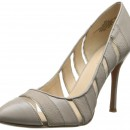 Nine West Dandy Leather High Heel Pump