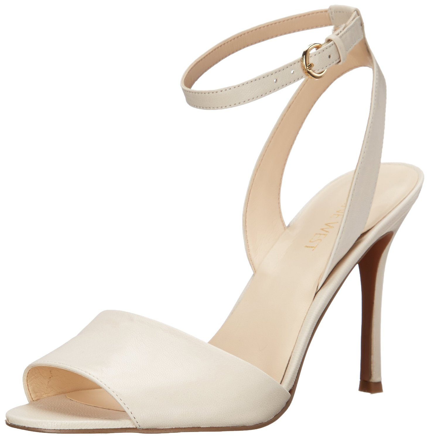Nine West Flicker Leather Dress Sandal