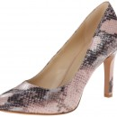 Nine West Gramercy Synthetic Heel Pump