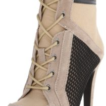 Nine West Happy Sport Fabric Boot Natural Multi