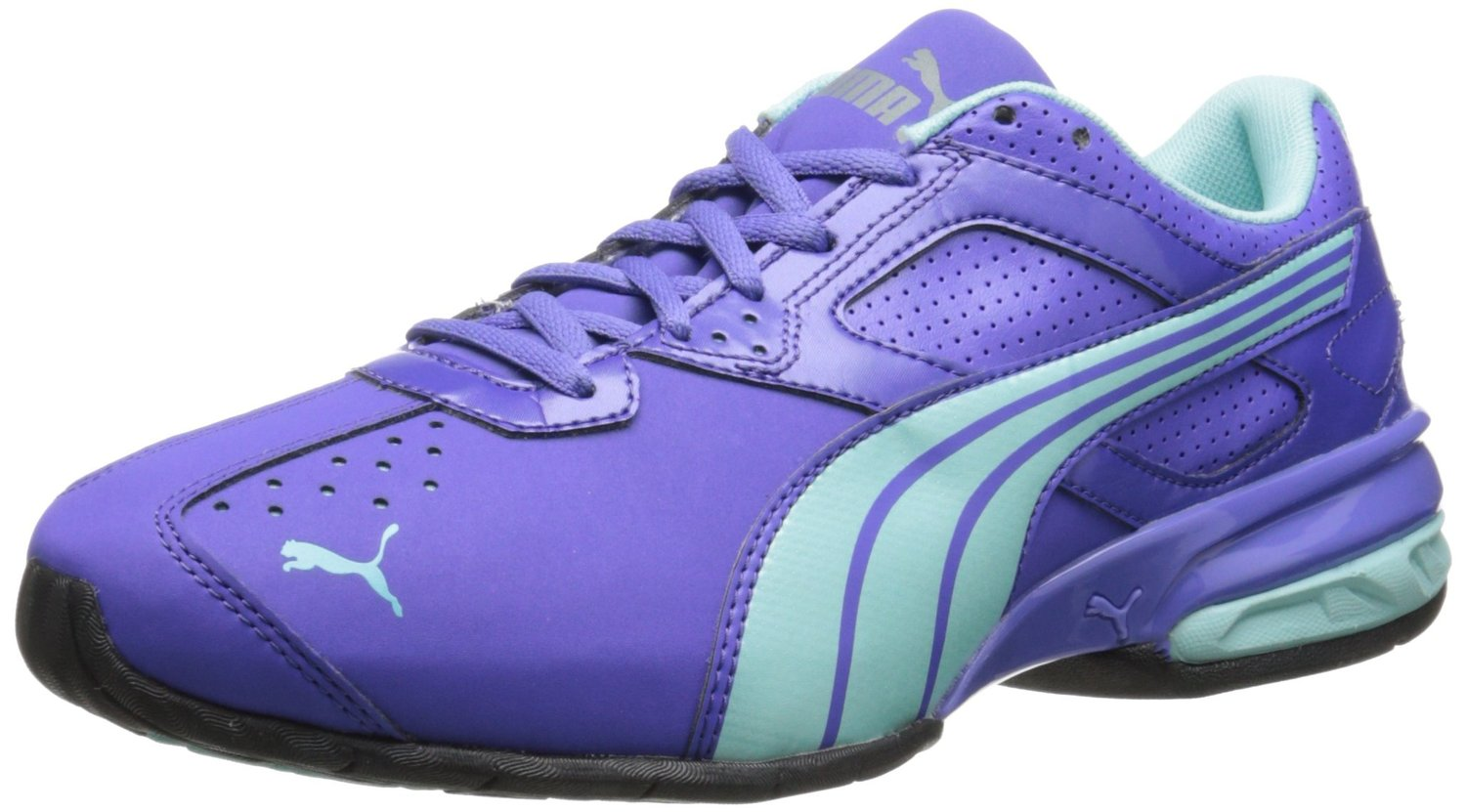 PUMA Tazon 5 Cross-Training Shoe Blue IrisAruba Blue 24c6c9a27