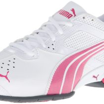 PUMA Tazon 5 Cross-Training Shoe WhiteFuchsiaPurple