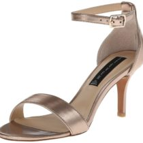 STEVEN by Steve Madden Viienna Dress Pump GoldMetallic