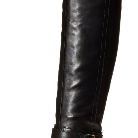 Sam Edelman Fae Riding Boot Black