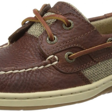 Sperry Top-Sider Bluefish 2 Eye Boat Shoe Tan
