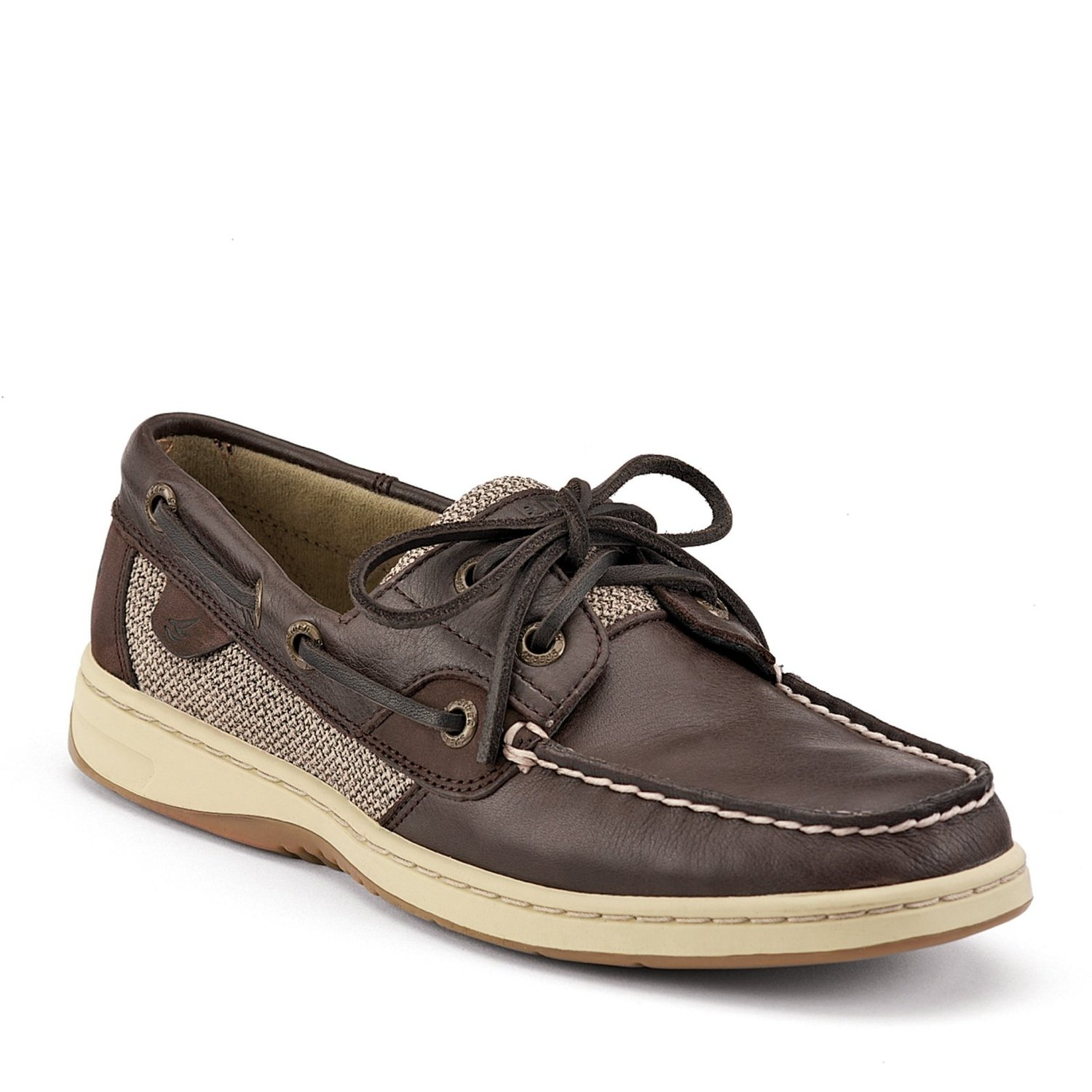 sperry top sider bluefish 2 eye boat shoe