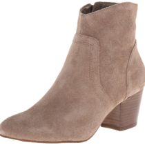 Steve Madden Porcha Boot Taupe Suede