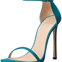 Stuart Weitzman Nudist Dress Sandal Caribe