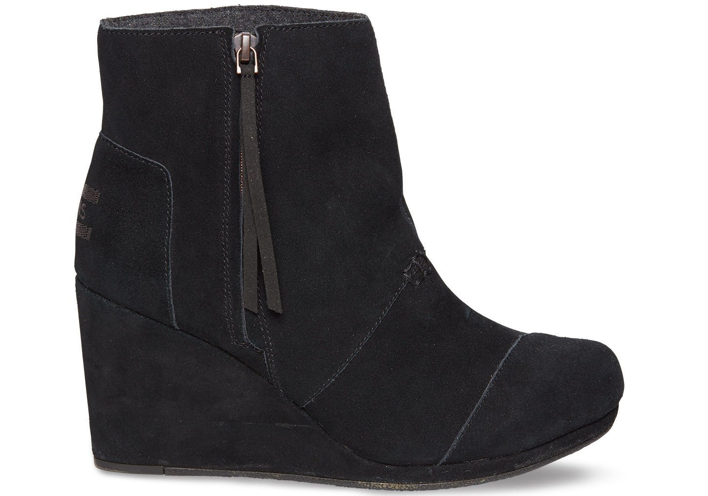 Toms Desert Wedge High Boot