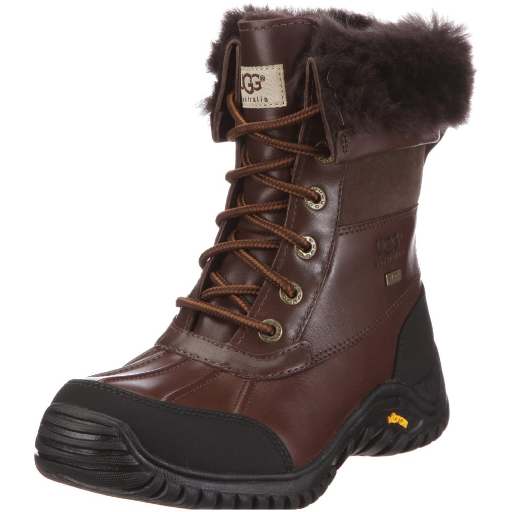 ugg women's adirondack ii tall winter boots