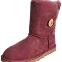 UGG Bailey Button Boot Plum Wine