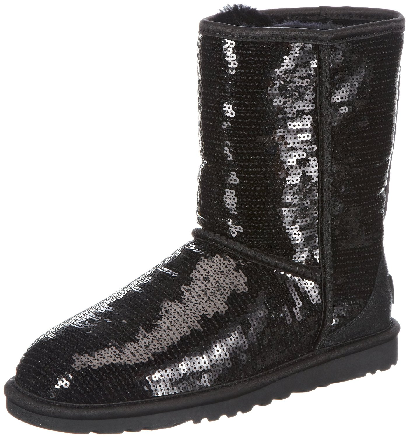 ugg classic short sparkles boot. Black Bedroom Furniture Sets. Home Design Ideas