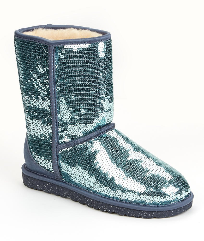 Shop for ugg 174 australia girls classic sparkle boots little kid