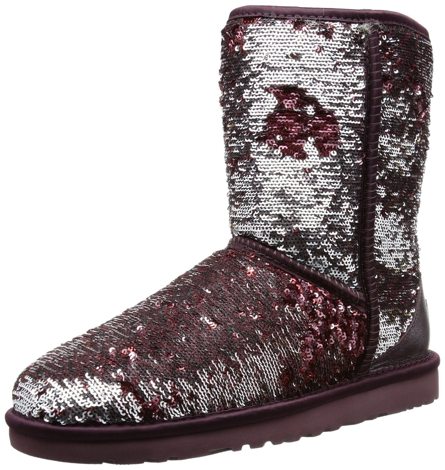 ugg boots classic short sparkles