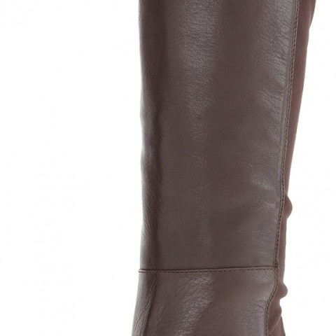 Vince Camuto Calle Riding Boot Fudge Brownie