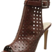 Vince Camuto Karsten Dress Sandal Dark Cognac