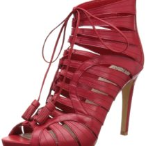 Vince Camuto Narrital Dress Sandal Cherry Red