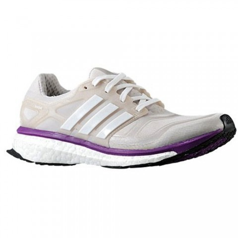 adidas Performance energy boost 2 W Running Shoe WhitePurple