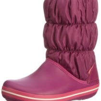 crocs 14614 Winter Puff Boot ViolaFuchsia