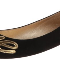 kate spade new york Julip Ballet Flat Black