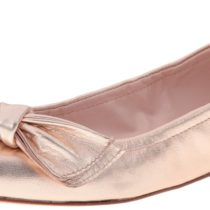 kate spade new york Suki Ballet Flat Rose Gold