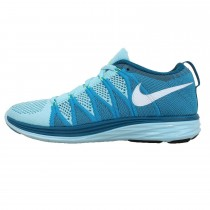 nike flyknit lunar2 running trainers 620658 414 sneakers shoes Multicoloured