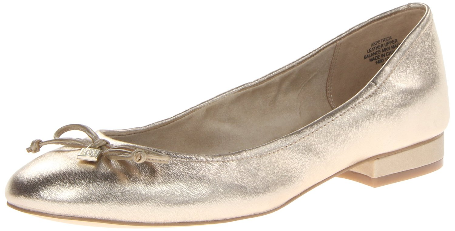 Womens Shoes Anne Klein Petrica Ivory Leather