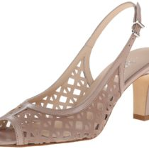 Aquatalia by Marvin K. Lee Dress Pump Stone SuedeCalf