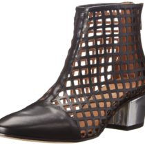 Aquatalia by Marvin K. Liquid Boot Black Calf