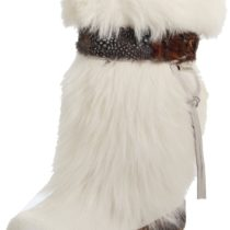 BEARPAW Kola II Boot White