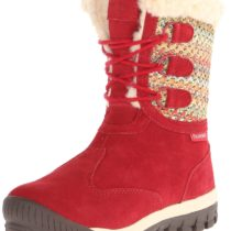 BEARPAW Ophelia Winter Boot Red