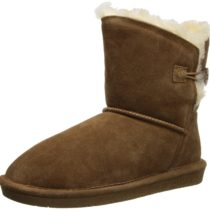 BEARPAW Rosie Snow Boot Hickory