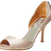 Badgley Mischka Hannah Dress Pump Pink