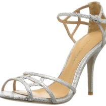 Badgley Mischka Kerrington Dress Sandal antique Silver