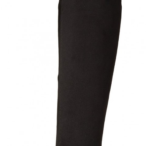 Calvin Klein Bisma Over-the-Knee Boot Black